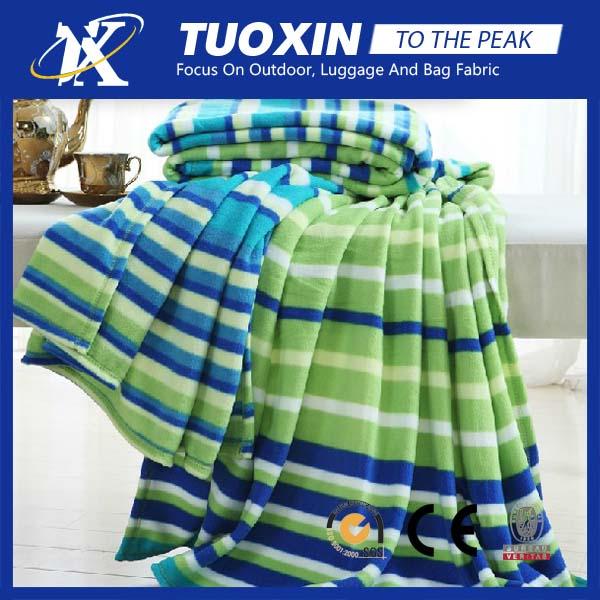 China manufacture polar fleece fabric for garment blanket