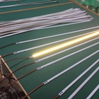 Smd Led Led Wholesale AC 220V SMD 5730/ SMD5630/ SMD 4014/ SMD 2835 LED Rigid Strip Light LED Bar Light Decoration Lighting Counter Light