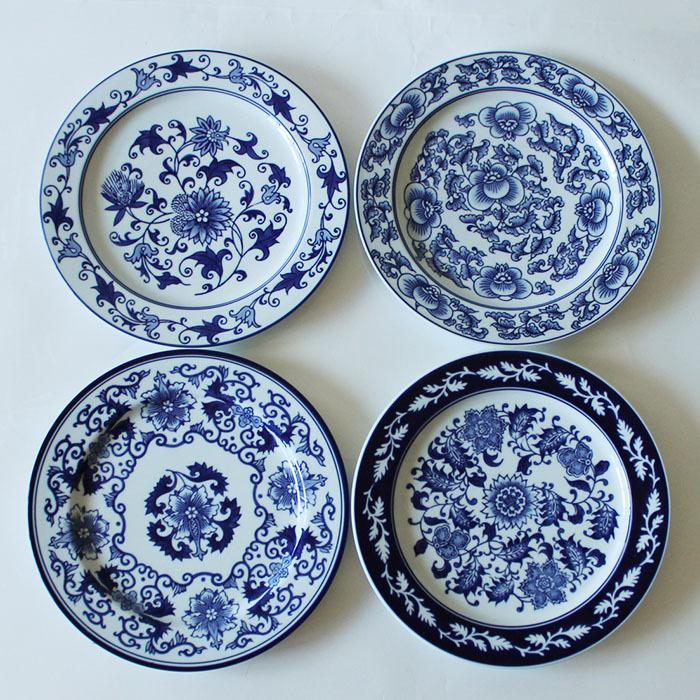 Decorative China Wall Plates
