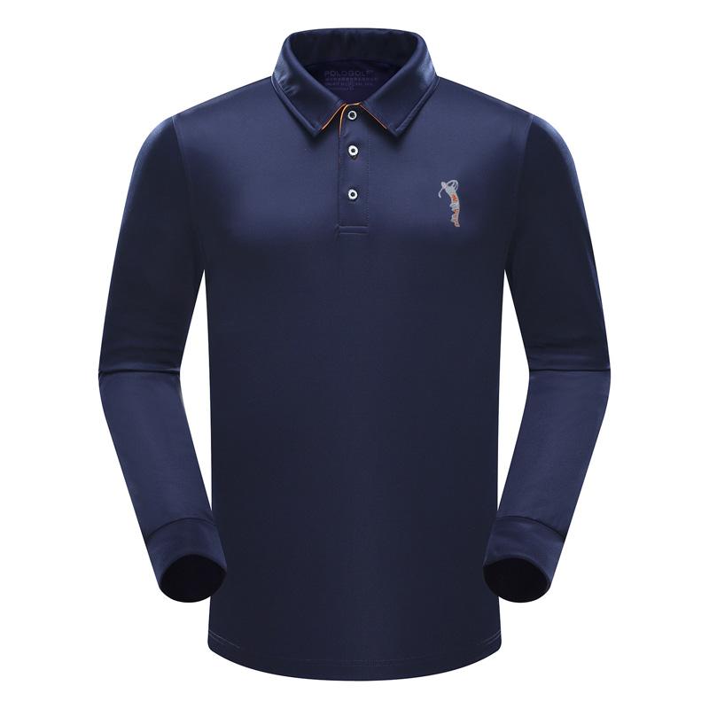 2016 new brand polo mens golf polo shirts autumn winter long sleeve camisetas manga corta golf. Black Bedroom Furniture Sets. Home Design Ideas