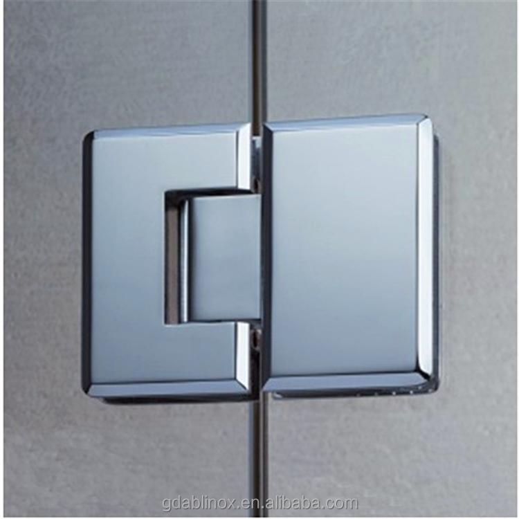 Нержавеющая сталь 304/316 стеклянные аксессуары стеклянные петли и Зажимы Стеклянные разъемы 90 <span style=