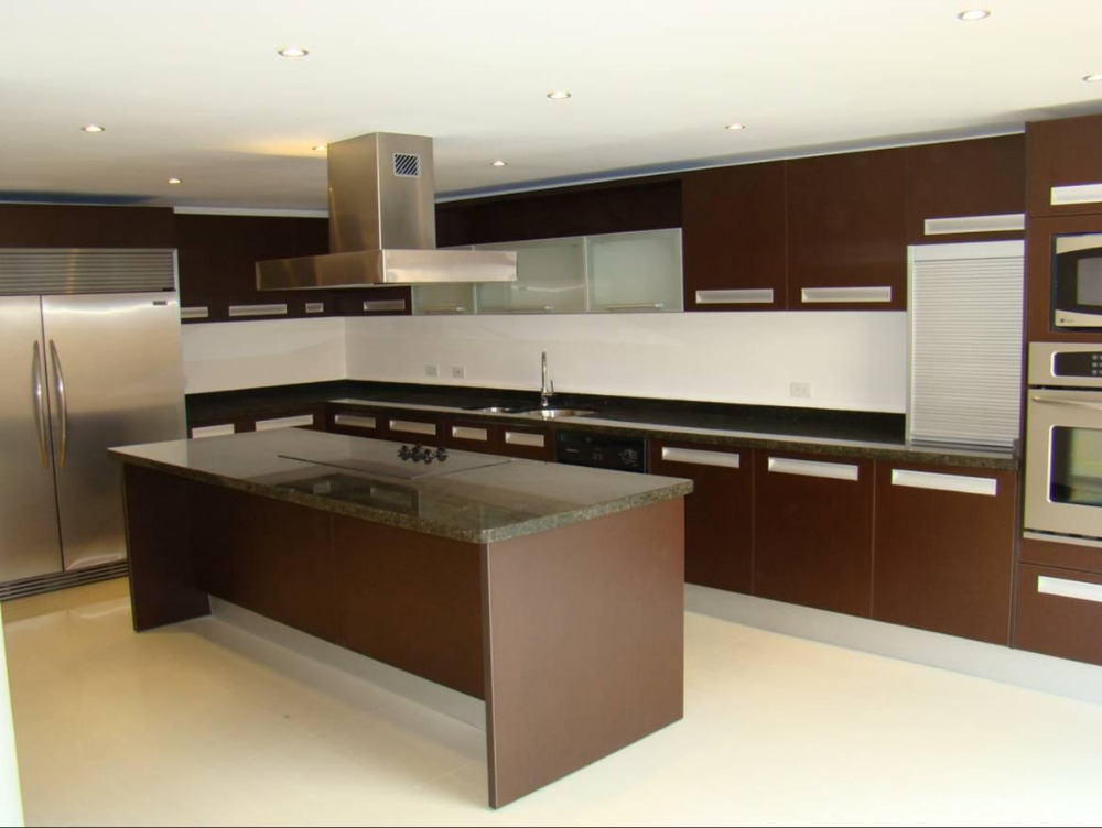 Oulin Best Selling Affordable Modern Kitchen Cabinets
