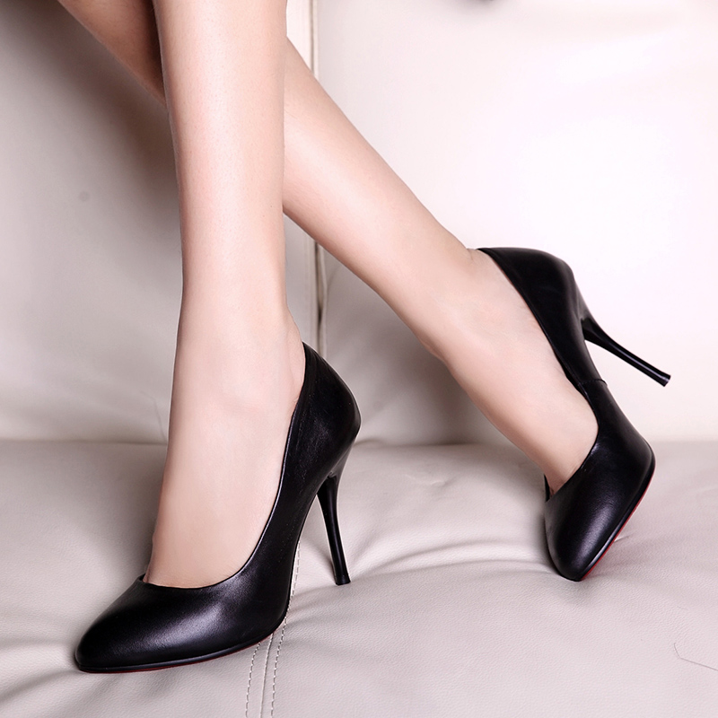 New Style High Heel Lady Dress Shoes