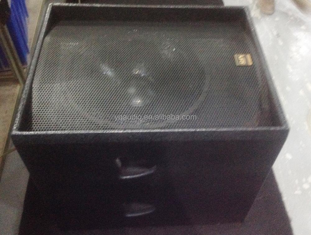 600W Китай Профессиональное аудио 18 дюймов dj звучание сабвуфера  <em><strong>600 Вт Китай pro аудио 18 дюймов dj звук сабвуфер</strong></em>