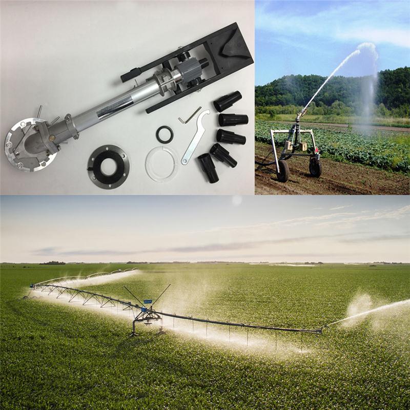 Excellent Reputation Irrigation System Agriculture Big Gun Sprinkler