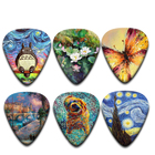 Cheerhas Custom Guitar Picks Color Printing Best Selling For Any Guitar Play 0.71MM