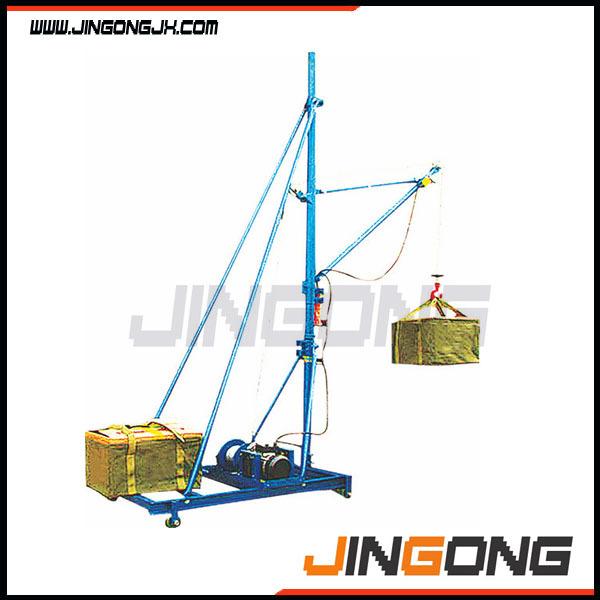 Construction Mini Portable Crane Small Electric Crane
