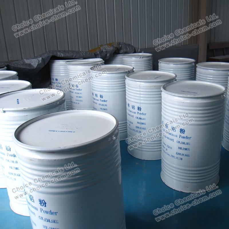 Aluminum powder flake