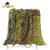 multi spectral military camouflage net  with fiber glass telescope pole support system spectrum