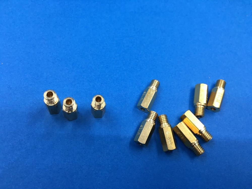 New main jets for Keihin PWK OKO PE Honda carburetor carb vergaser 10 jets/set