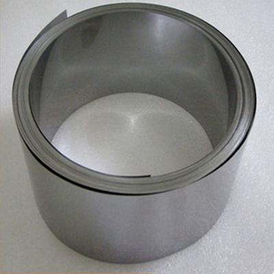 Заводская поставка, 99.95% прокатанная Вольфрамовая фольга