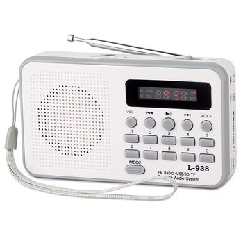 cheap multifunction portable radio fm am usb sd players speaker radios fm