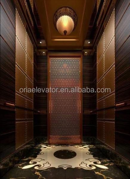 Пассажирский лифт для пассажирского лифта на 4 человек