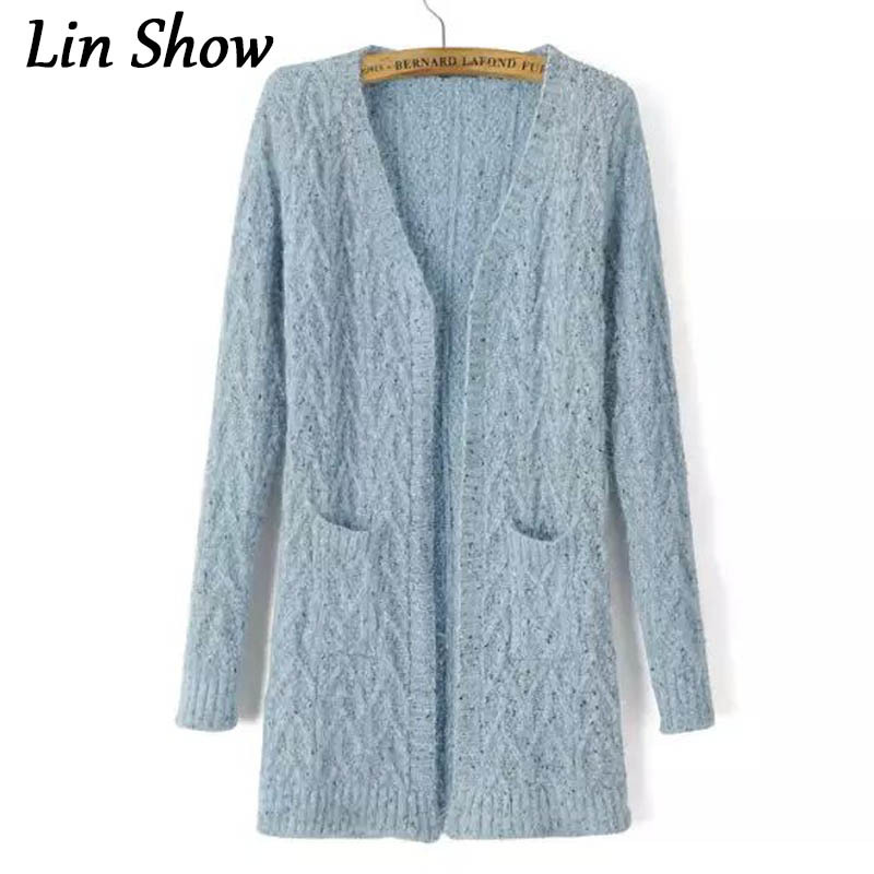 a31dce45fef3 Womens 100% Cotton Cardigan Sweater with pockets. Search on Aliexpress.com  by image