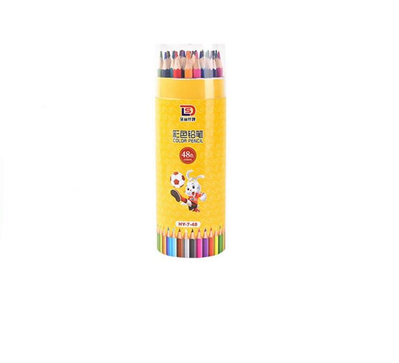 Небольшой минимальный заказ, быстрая доставка, деревянный цветной мини-карандаш