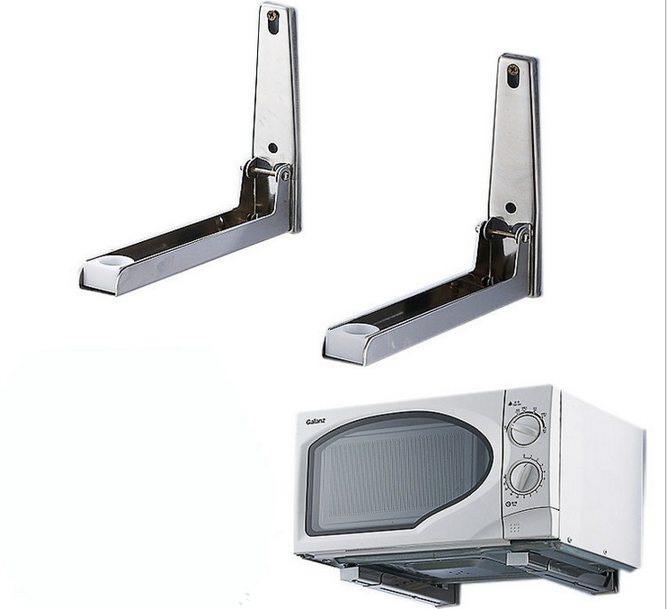 Stainless Steel Foldable Stretch Shelf