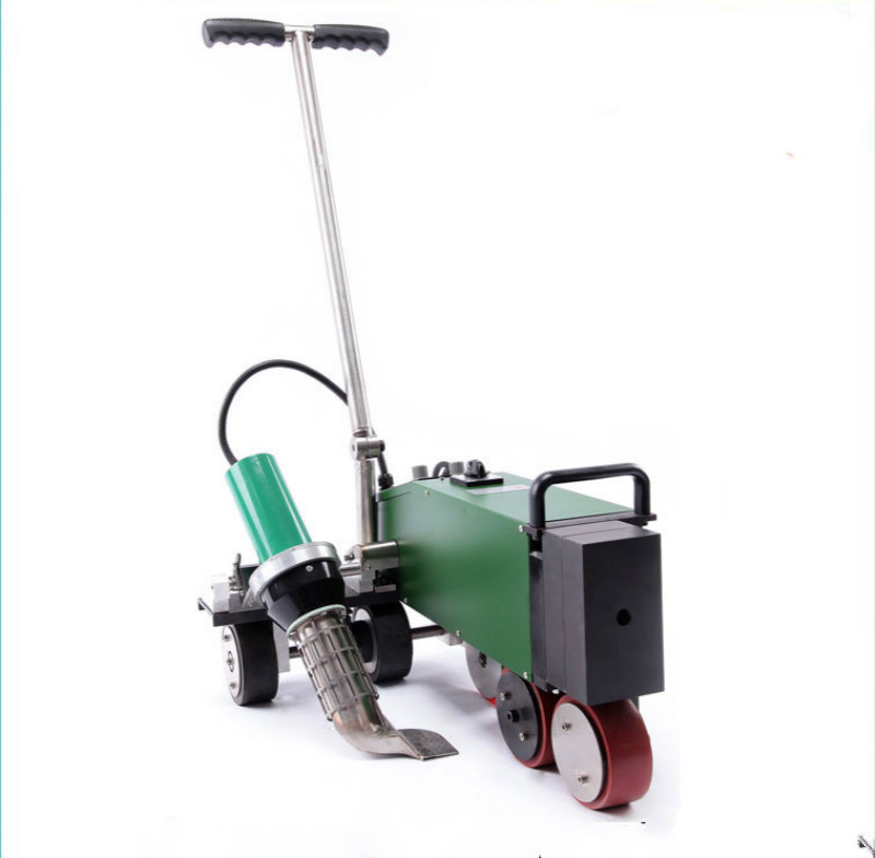Plastic Poofing Welder Automatic High Power Hot Air Seam