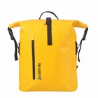 Backpack 500D PVC Tartaulin Waterproof Backpack With Padded Strap