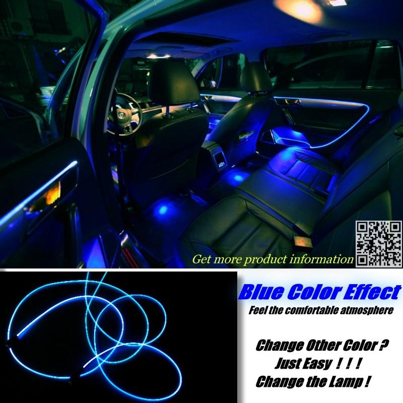 Ambiente interior luz tuning atm sfera de fibra ptica - Luces de ambiente ...