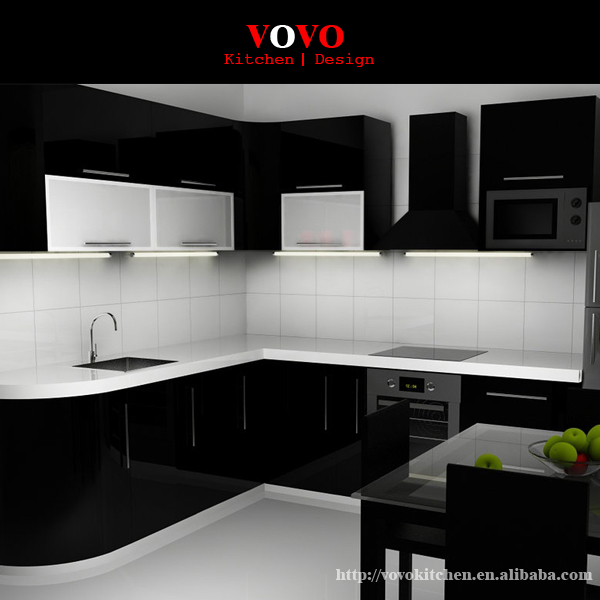 2016 Hot Sales High Gloss Lacquer Kitchen Cabinets Black Colour Modern Kitchen Furnitures Pantry Buy High Gloss Kitchen Cabinet Lacquer Kitchen Cabinet Kitchen Cabinets Black Color Modern Product On Alibaba Com