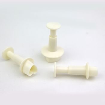 Diy Cookie And Cake Decorating Tools Plastic Fondant Plunger Cutter