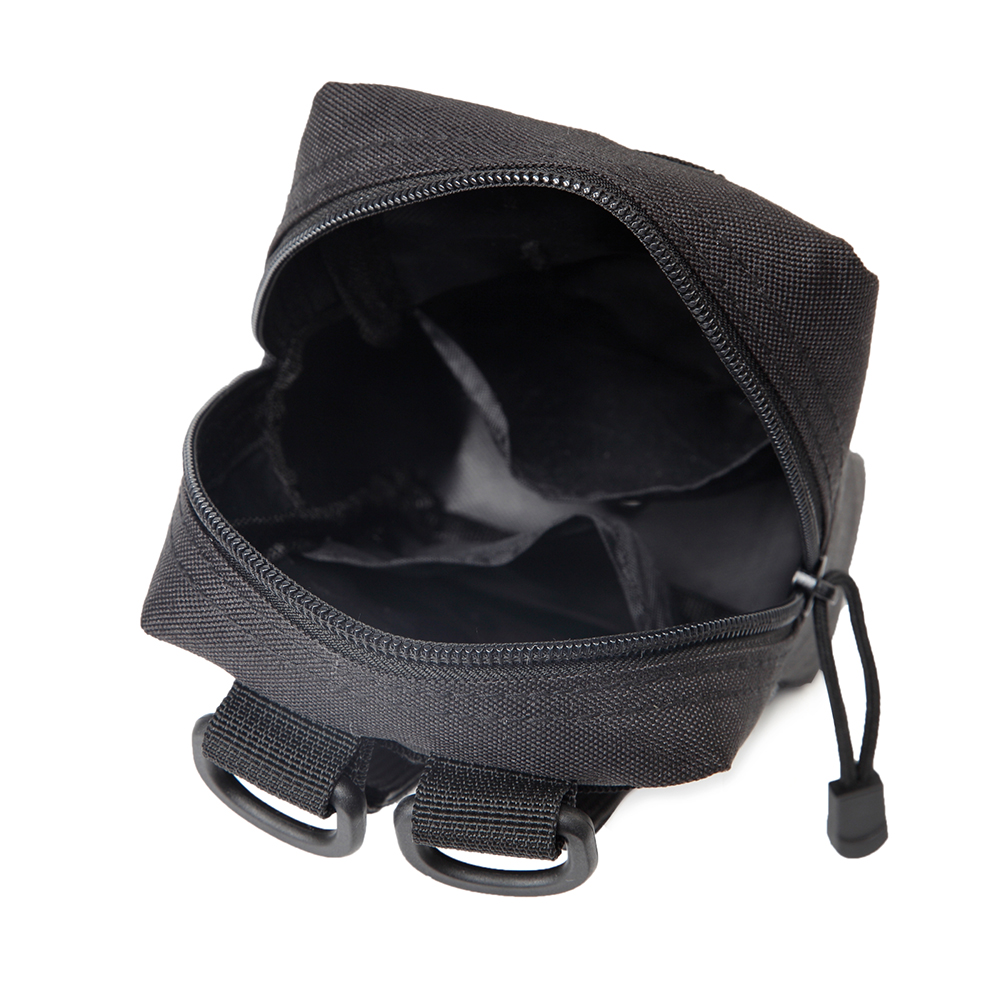 Factory Amazon Hot sale Outdoor Waterproof Airsoft Tactical Waist Pack Military Vest Accessory Bag Hunting Molle Pouch