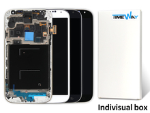 2pcs 10 months warranty AAA Mobile Phone LCD Screen Display Digitizer + Frame Assembly For Samsung S4 i9505 -Timway
