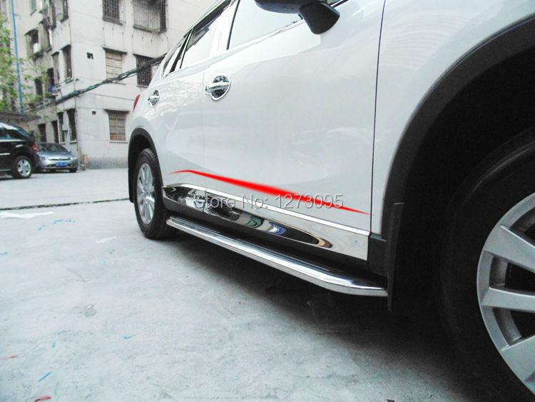 2019 Scuff Strip 2012 2015 Mazda CX 5 CX 5 CX5 ABS Chrome ...