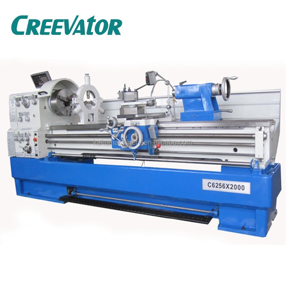 Industrial Machinery Equipment C6256 Lathe Machine - Buy Industrial  Machinery Equipment,Lathe,Lathe Machine Product on Alibaba.com