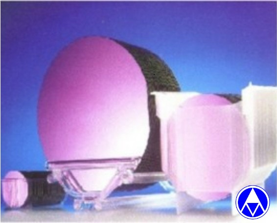 3inch FZ NTD Single Crystal Polished Silicon Wafer for IGBT application