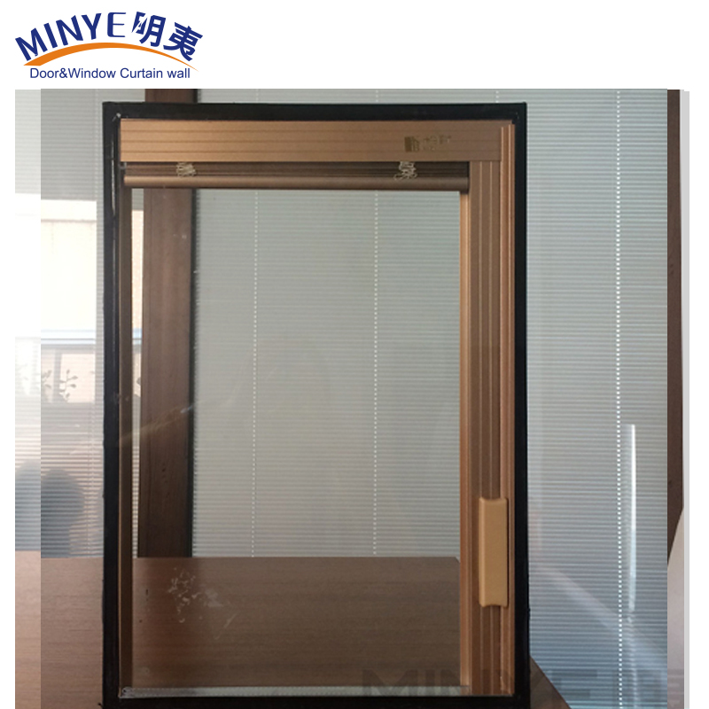 Горячая Распродажа, прочный дизайн, алюминиевые роликовые жалюзи, оконные/матовые стеклянные жалюзи/стеклянные роликовые жалюзи
