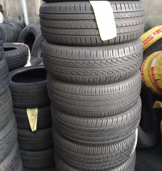 Tread Depth 4mm+ and 5mm+ high quality Wholesale Used Tire 12 to 20 inches