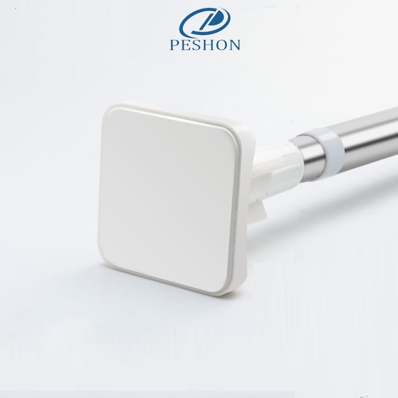 High quality custom size sturdy European style shower rod