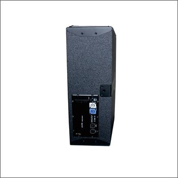 Class d amplifier 1000W 2 way active DB q1 line array system