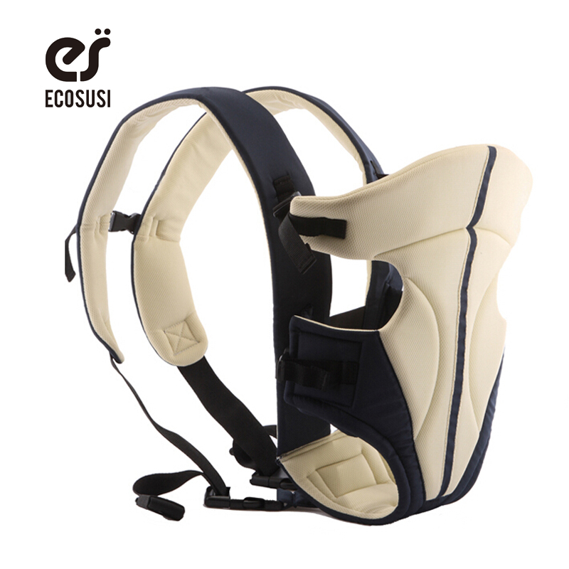 Classical Durable New Born Front Baby Carrier Comfort Baby Slings Fashion Mummy Child Sling Wrap Bag