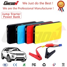 Car Jump Starter Portable USB External 6000Mah Battery Charger Power Bank for Cell Mobile Phone