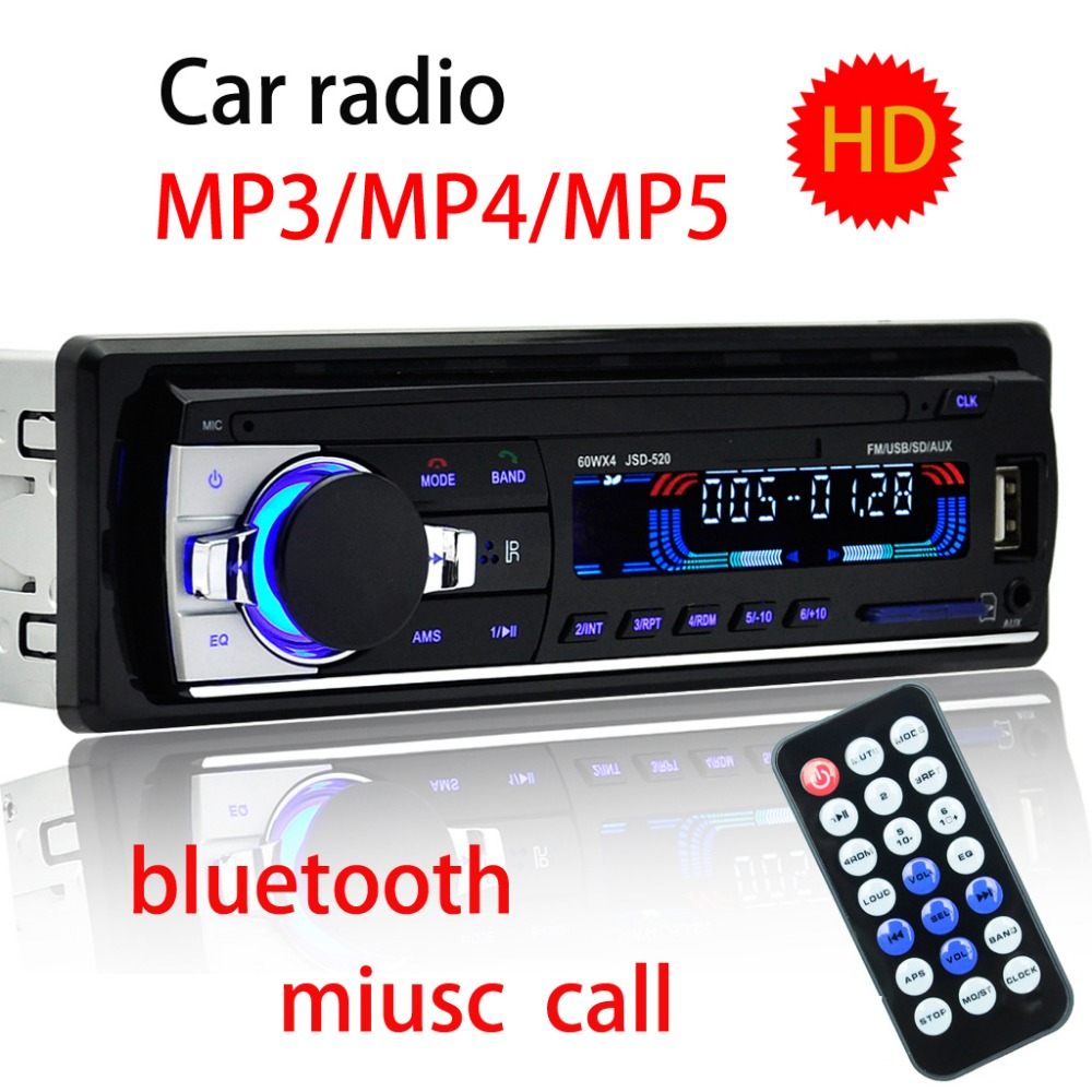 autoradio car radio bluetooth audio stereo coche radios para autos auto mp3 estereo para usb sd. Black Bedroom Furniture Sets. Home Design Ideas