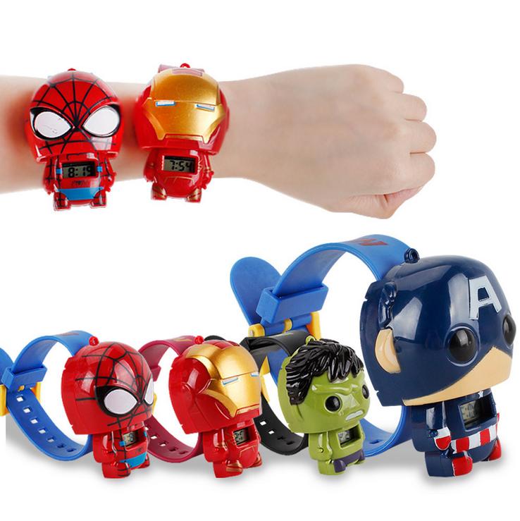 Лидер продаж, детские часы-трансформеры, игрушки для детей в 2020 году