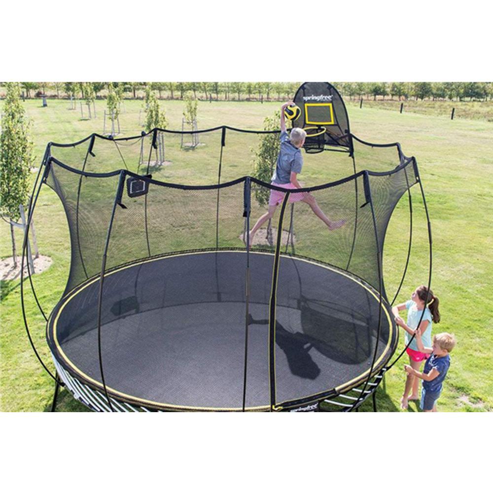 Custom-Made Trampoline safety net Springfree safety net sport safety net