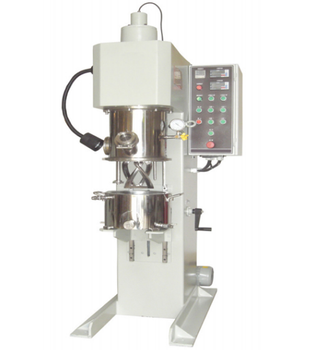 2L 5L 10L 30L Vacuum Planetary Mixer with Vacuum Pump and Water Chiller for Lithium Battery Making