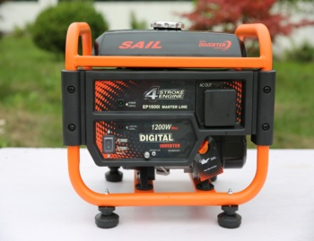 SAIL Rated 1kw portable inverter generator EP1600i