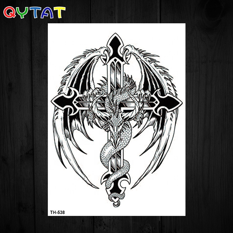 Wholesale New Designs Temporary Tatoo For Men