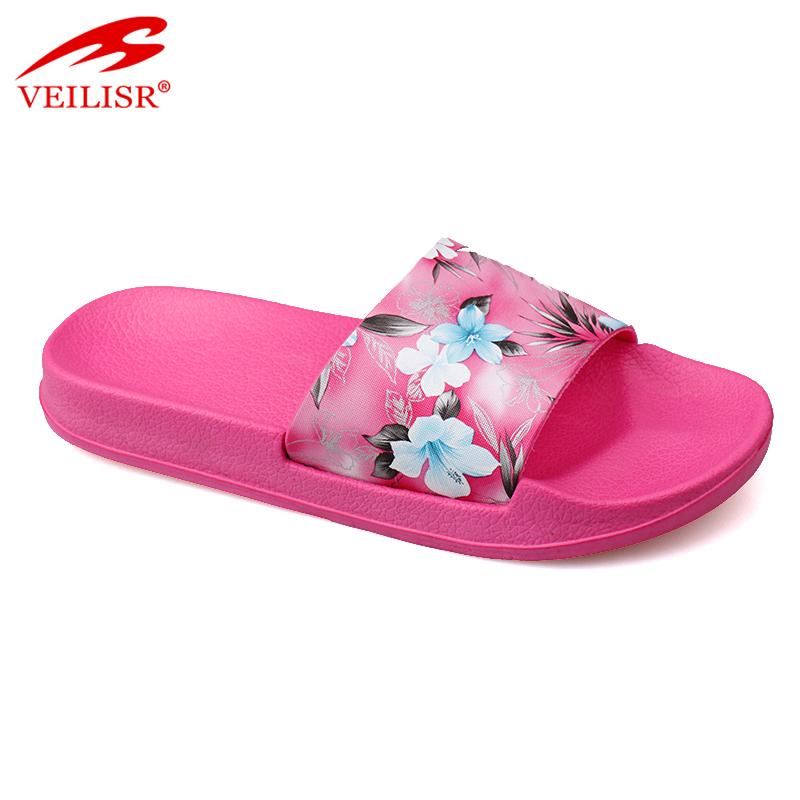 Летние сандалии из ПВХ для прогулок на открытом воздухе, женские Тапочки