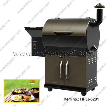 The pioneer of wood pellet grills / grill bbq smoke roast sear braise bake