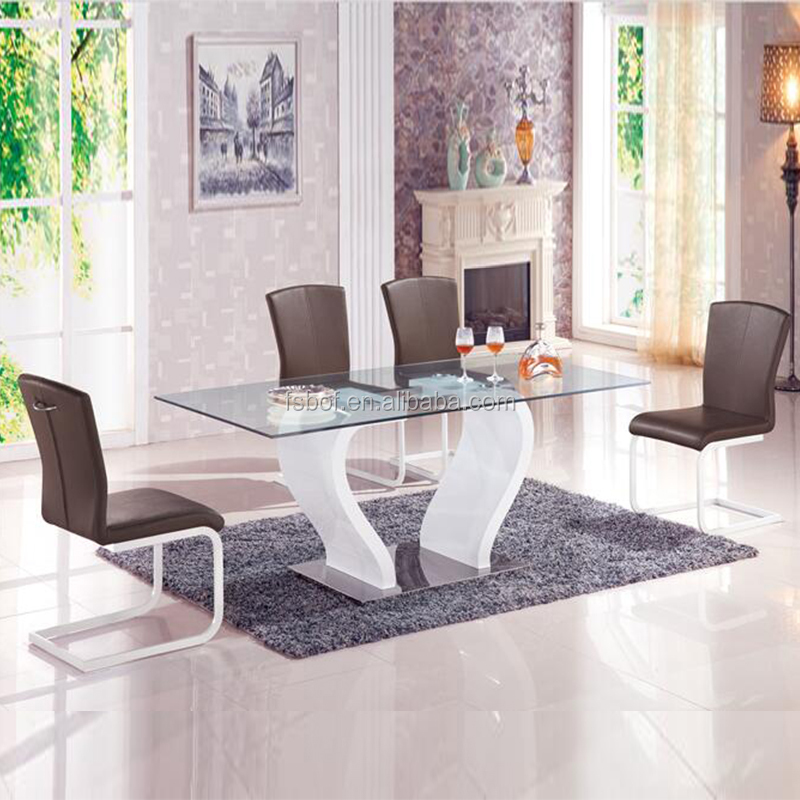 Adjustable X Shaped Glass Dining Table With Six Chairs Home Furniture Gd021 Buy Adjustable Coffee Dining Table Adjustable Height Dining Table Coffee Table To Dining Table Product On Alibaba Com