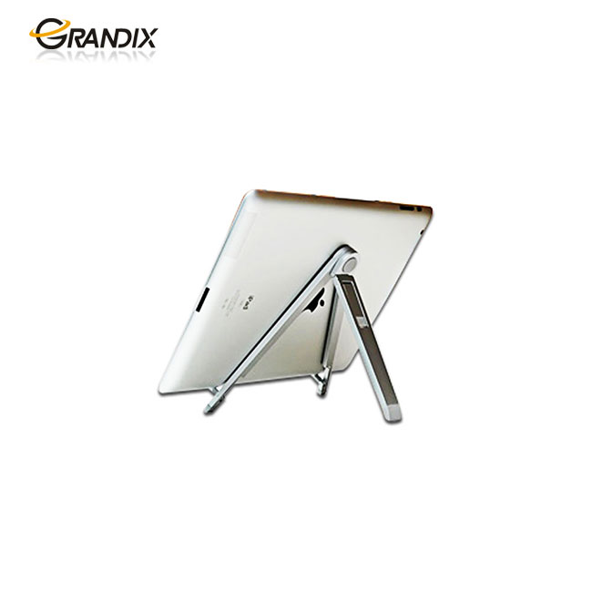 Universal Aluminum Portable Foldable Tablet pc Stand Holder For 7-13inches tablets