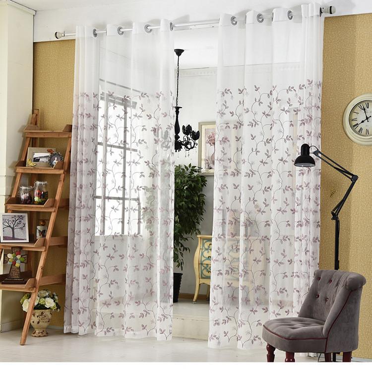 Home Textile Responsible High Grade Simple Magnetic Soft Mesh Curtain Hook Loop Fastener Summer Mosquito Door Screen Denser Soft Net Curtain