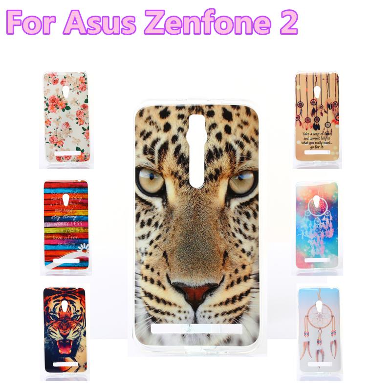 buy coque asus zenfone 2 ze550ml ze551ml deluxe 5 5 inch back cover hd animal cute cartoon. Black Bedroom Furniture Sets. Home Design Ideas