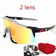 b37c5ef662da6 100 Marca speedtrap S2 polarizada Esportes Ao Ar Livre Bicicleta óculos de  Sol Gafas ciclismo MTB Ciclismo Óculos Eyewear Margar.