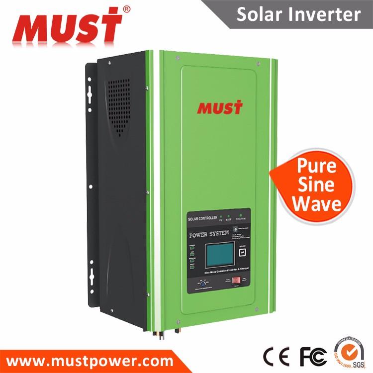 1kw 2kw 3kw 4kw 5kw Hybrid Mppt Solar Inverter For Solar ...